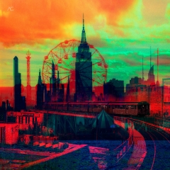 ConeyIslandAmusementParkWonderWheel_channelMixedjpg_Growing-up in 20th Century New York