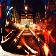 EscalatorOnWest8Street_ChannelsMixed+Girl+Passersby_1600