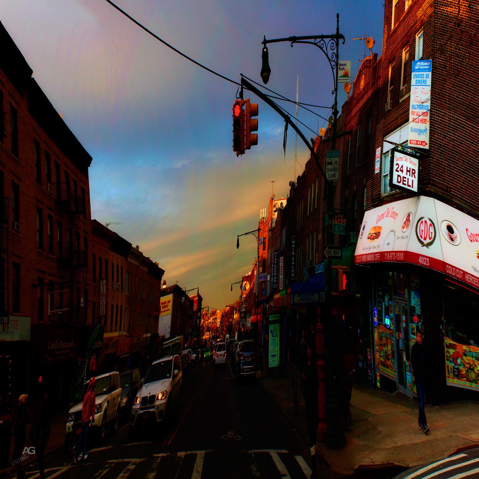 BrooklynStreetWithAViewOfDowntown_warped_1600