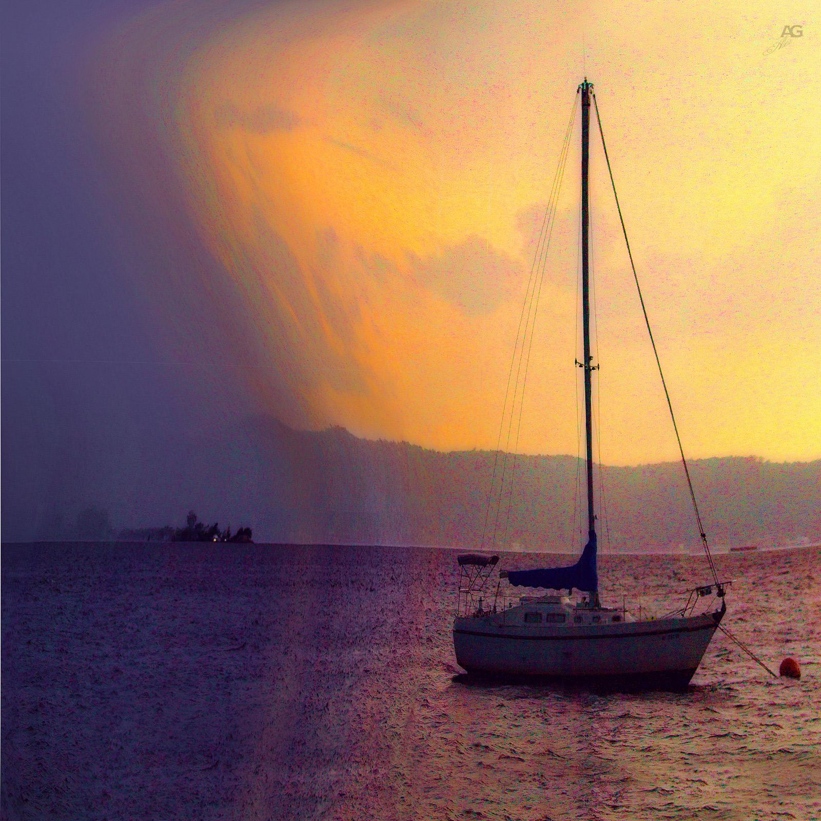 Irvingtown_YachtAndFogOnHudson_warped