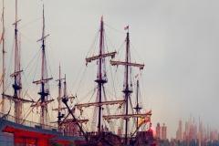 TallShipsByPier17SantaMariaAndMastsOfHermione_variably_squished_1600