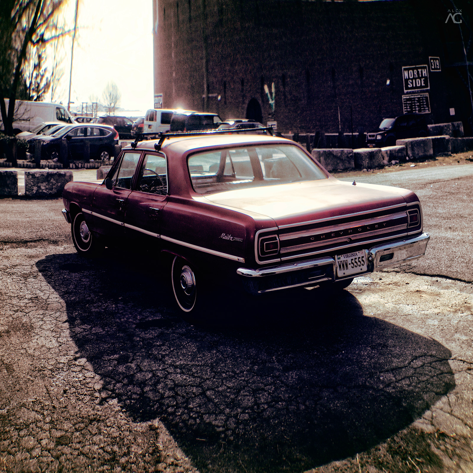 RedChevroletUnderTheBrightSunInRedHook_ROmanika_14K_warped_1600