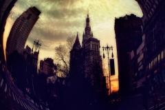 SunsetOutlinesNearCityHallInManhattan_warped_1600